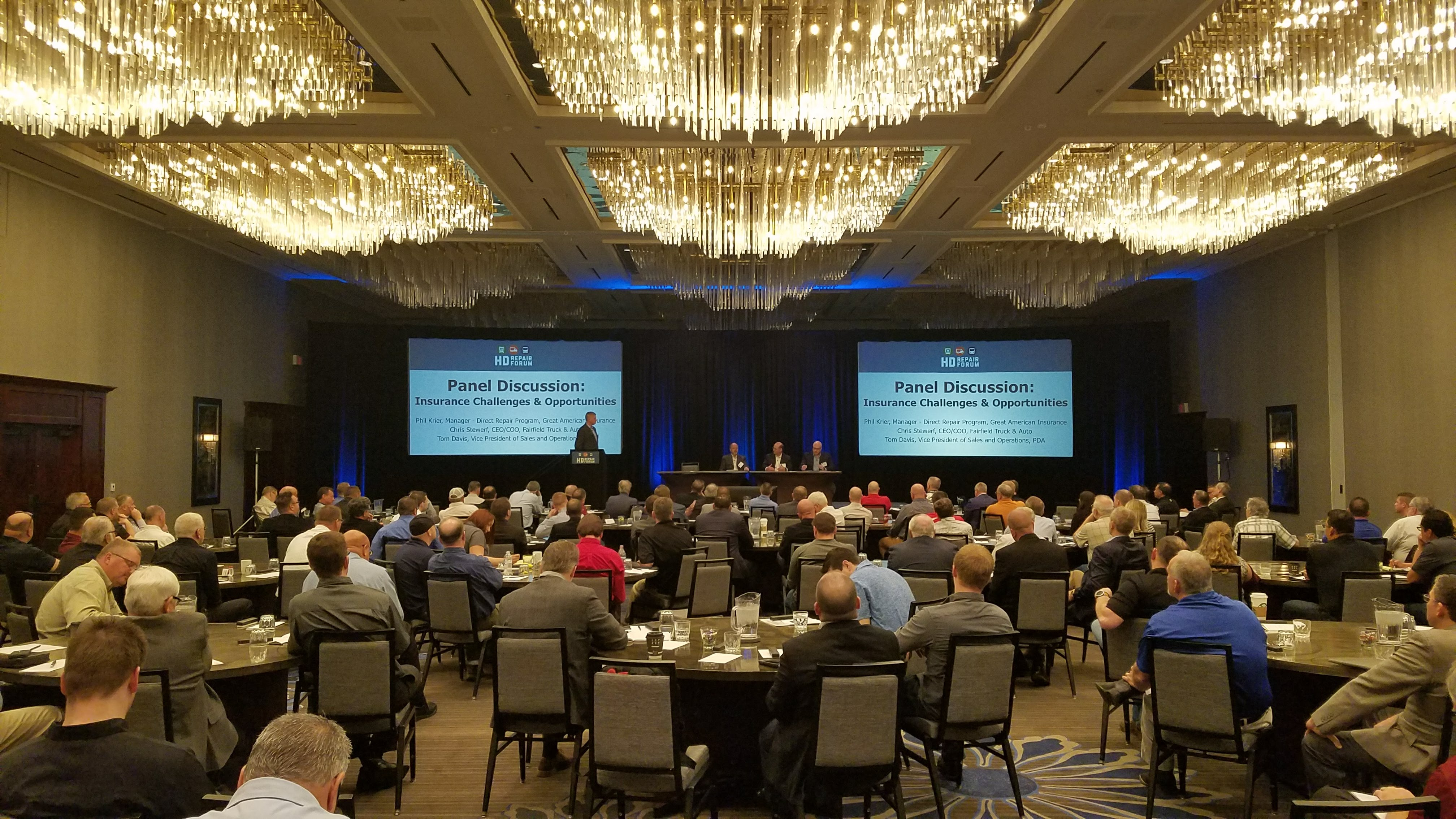 The HD Repair Forum Secures Date and Location for 2nd Annual Heavy-Duty Collision Repair Conference
