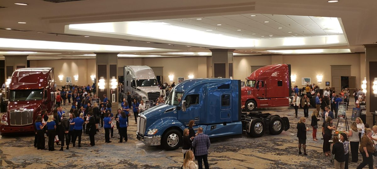 NPO Dedicated to Increasing Women's Presence in the Trucking Industry Hits Conference Attendance Record