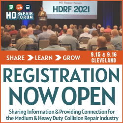 2021 HD Repair Forum Opens Registration